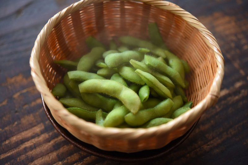 枝豆のゆで方/ゆで時間の写真