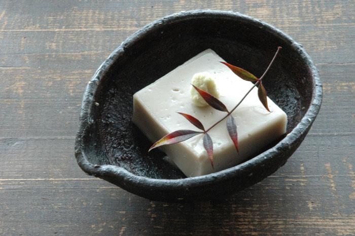 ごま豆腐の写真