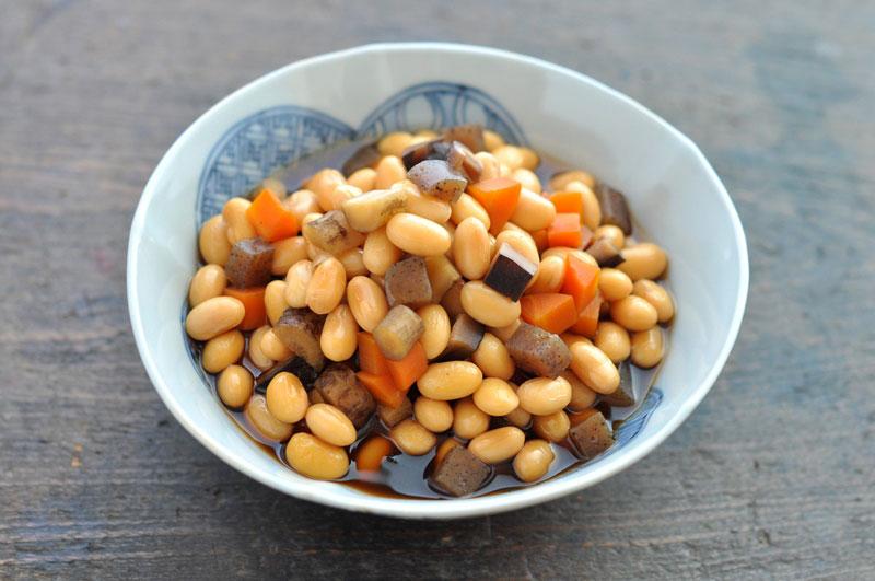 五目豆の写真