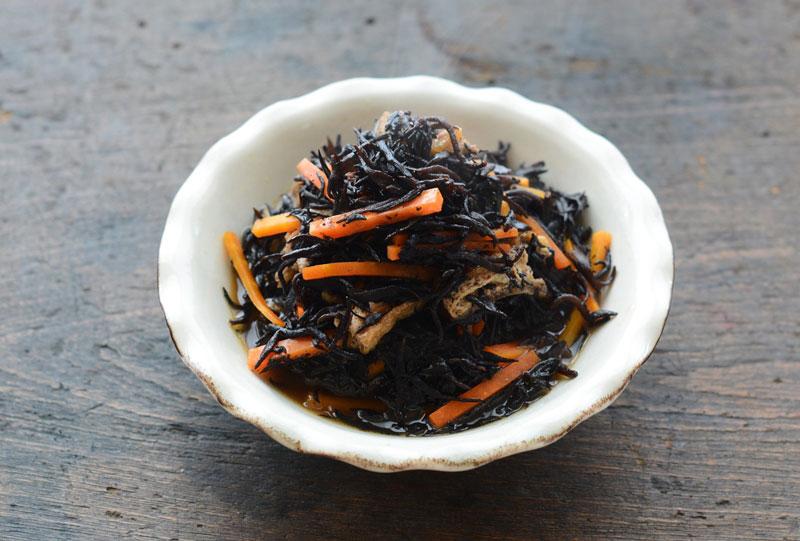 ひじきの煮物のレシピ/作り方