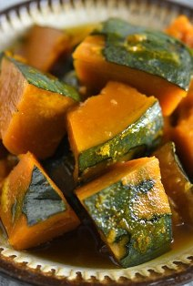 作り方 かぼちゃ の の 煮物