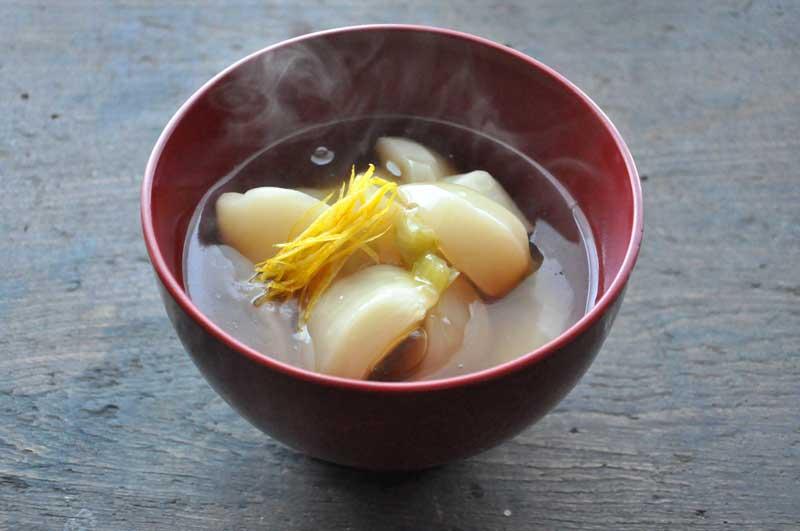 かぶの煮物の写真