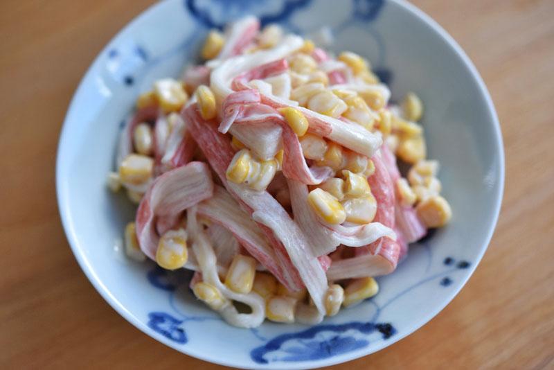 レシピ カニカマ