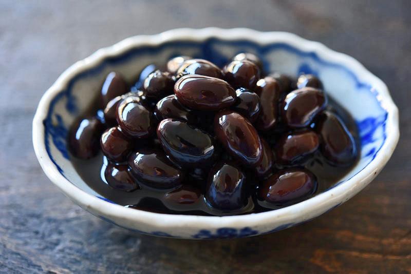 黒豆の煮方の写真