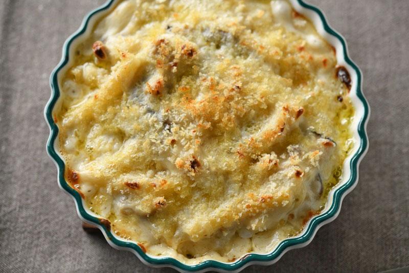 レシピ マカロニ グラタン