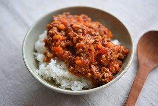 やさしい味わいのミートソースのレシピ/作り方:白ごはん.com