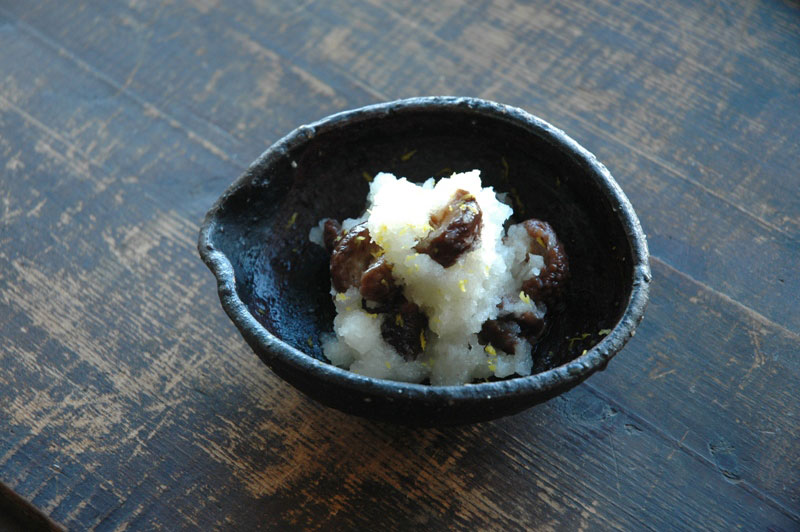 なまこ酢(大根おろし和え)のレシピ/作り方