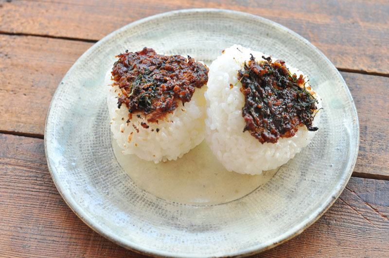 大葉みそ(しそ味噌)のレシピ/作り方
