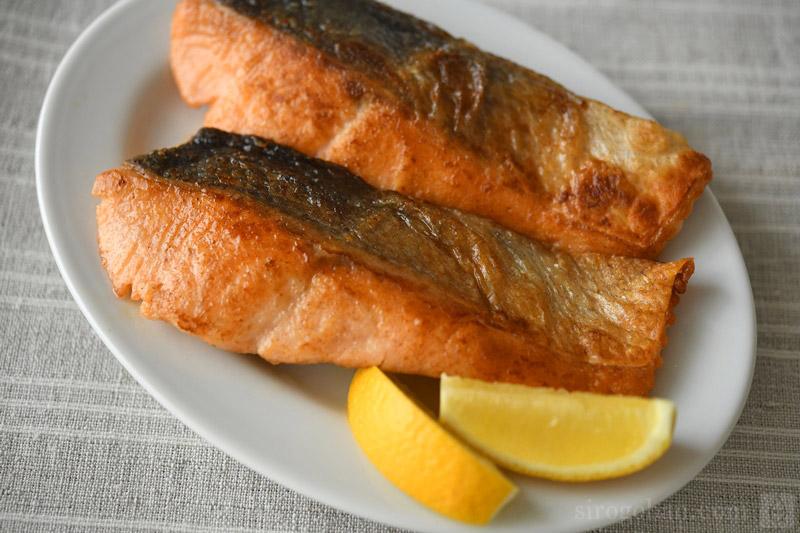 鮭のムニエルの写真