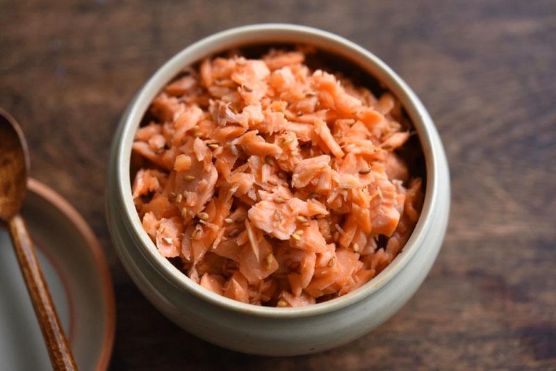 冷凍 鮭 レシピ