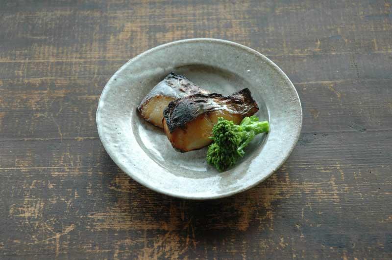 サワラの西京焼き(味噌漬け焼き)の写真