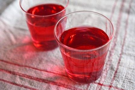 作り方 ジュース 青 しそ 濃厚☆青しそジュース レシピ・作り方