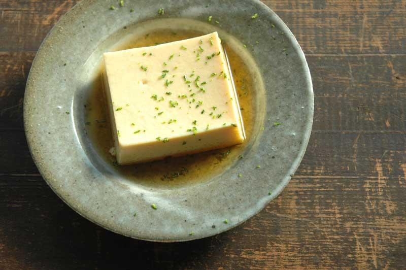 玉子豆腐の写真