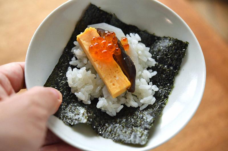 手巻き寿司の具のおすすめ組み合わせ:白ごはん.com
