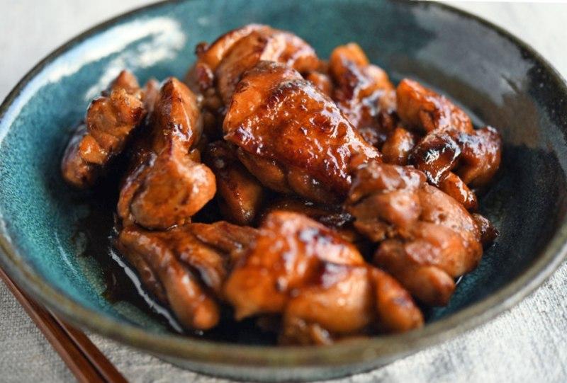 鶏肉の柚子胡椒焼きの写真