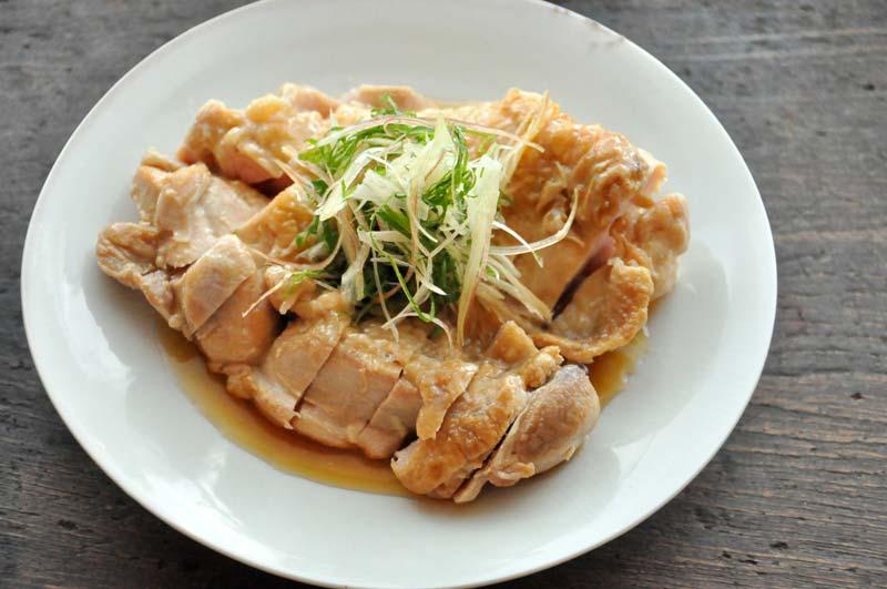鶏肉の南蛮漬けの写真