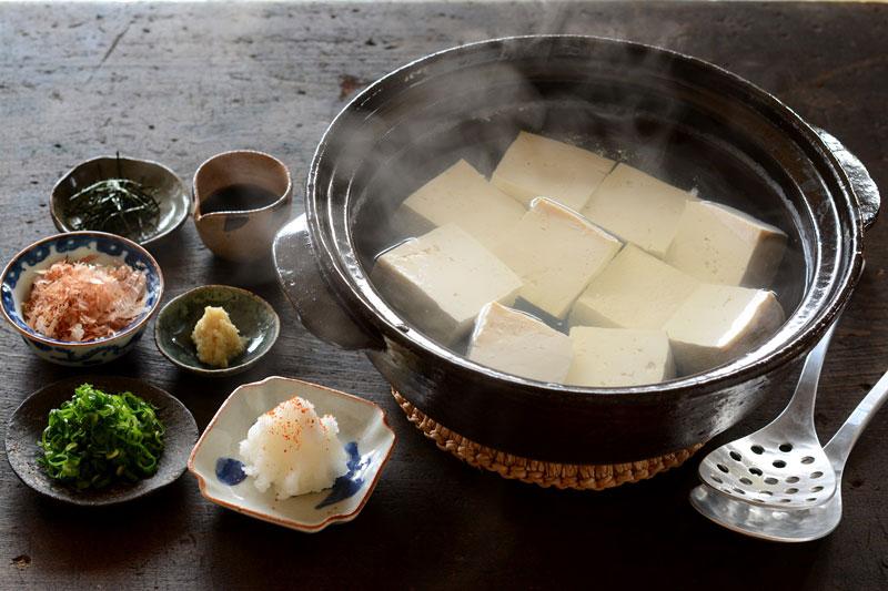 おいしい湯豆腐のレシピ/作り方:白ごはん.com